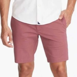The Rail Washed Flat Front Shorts